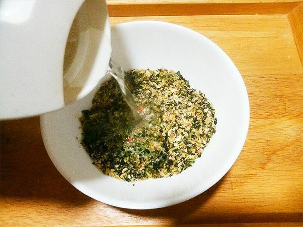 健康一番 × 鹿ハツ × エゴマ(アレルギー対応レシピ)の作り方2