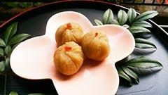 犬猫のさつま芋を使ったレシピ「サツマイモの練りきり?!」