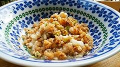 犬猫の手作りおじや、プライムライスのレシピ「枝豆とチーズのリゾット」