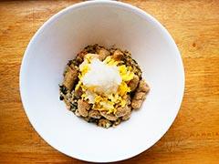 犬猫の腎臓病におすすめレシピ「マグロとたっぷり野菜ごはん」