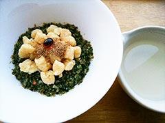 腎臓病の犬猫におすすめレシピ「健康一番 × たい × お魚コラーゲンスープ」