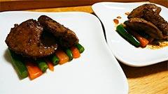 犬猫の鶏肉を使ったレシピ「鶏レバーソテー」