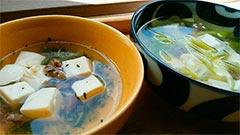 犬猫の乾燥野菜を使ったレシピ「コムタン風スープ」