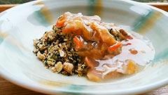 犬猫のダイエットにおすすめレシピ「とろーりあんかけご飯」