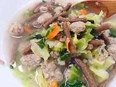 犬猫の関節におすすめレシピ「長寿一番+まぐろ+野菜のご飯」