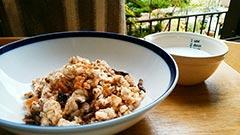 犬猫の手作りおじや、プライムライスのレシピ「シリアルご飯」