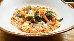 犬猫の手作りおじや、プライムライスのレシピ「プライムライスの中華スープかけ」