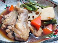 鶏肉は昔から病人の滋養食