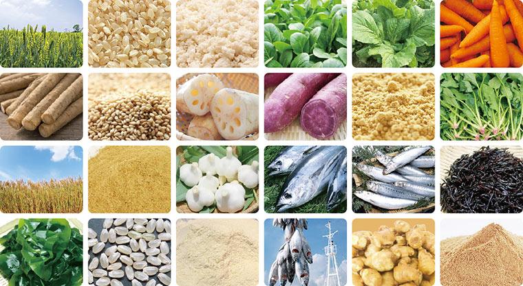 健康一番は安心できる国内厳選素材を使用